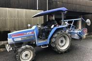 2019年 6月27日 イセキ トラクター 4WD TK25 買い取り致しました!!