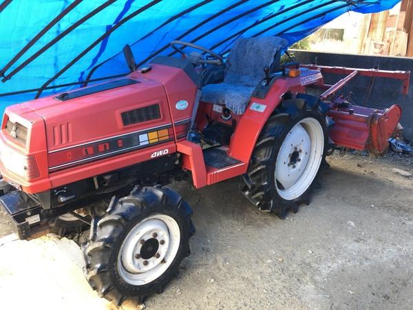 20.2.6 三菱 MT20D トラクター 自動水平が動かないのサムネイル