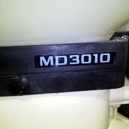 A12g20007 丸山製作所 MD3010 背負式散布機 動力散布機 2サイクル ■1キロ剤対応■消毒 ブロワー■ 【整備品/動画あり】*