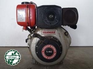 A13e3604 YANMAR ヤンマー L40SSB ディーゼル発動機  最大4.2馬力 動画有 整備済み