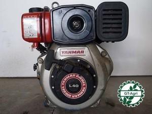 A13e3603 YANMAR ヤンマー L40SS ディーゼル発動機  最大4.2馬力 動画有 整備済み
