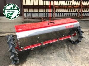 Ae4236 STAR スター農機 MLS1540 ライムソワー トラクター用アタッチメント 肥料散布機 消石灰散布