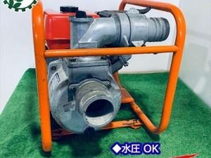 B6g20092 KOSHIN 工進 SEM-80X エンジンポンプ 口径:80mm 6馬力【整備品】*