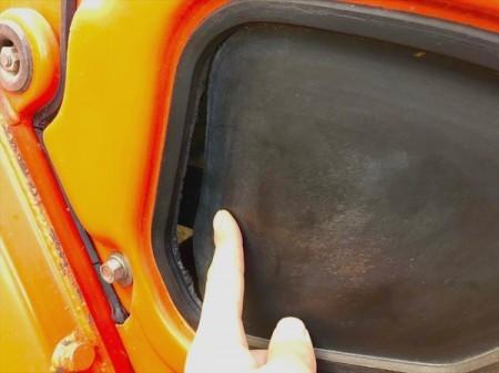 Ae4324 【爪新品】kubota クボタ GL-23 トラクター 4WD 828時間 ■モンロー 倍速ターン パワステ■【動画あり】■直接引取限定
