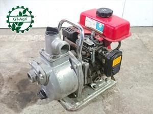 B6e4320 KAAZ カーツ PE400M エンジンポンプ 2.2馬力 ■給水/排水ホース付き■【整備品/動画あり】