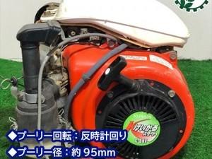 A14g20150 KUBOTA クボタ GR170 ガソリンエンジン 最大6.2馬力 発動機【整備品/動画あり】*
