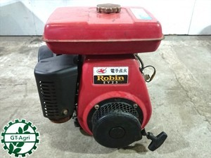 A14e4338 Robin ロビン EY23B ① ガソリンエンジン 最大6馬力 発動機【整備品/動画あり】