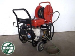 B1e3012 【美品】 Asada アサダ HD21/90-G エンジン式高圧洗浄機 動画有 ハイプレッシャークリーナー  ヤンマー GA220SH