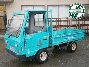 Ae4349 TANAKA タナカ  カワシマ MAG-100 乗用運搬車 K型 4WD 油圧ダンプ 最大積載500kg 8.5馬力【整備品/動画あり