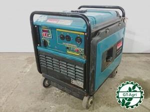 B6e4339 makita マキタ G250IS インバーター発電機 50/60Hz 100V 2.5Kva ■超低騒音型■15.5時間 ガソリンエ