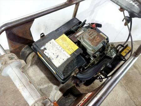 B2e4438 MIKASA ミカサ 三笠 MT-72FWL タンピングランマー 転圧機【動画あり】