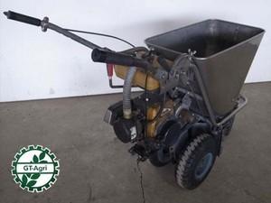 B3e3747 ロビンEY08エンジン搭載自走式肥料散布機 メーカー・形式不明 動画有 整備済み
