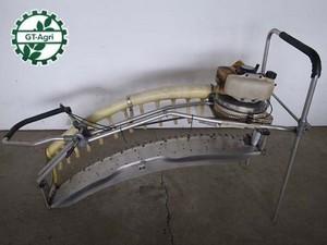 B4e3745 KAWASAKI カワサキ V120 茶摘機 茶刈機 2サイクルエンジン 動画有 整備済み