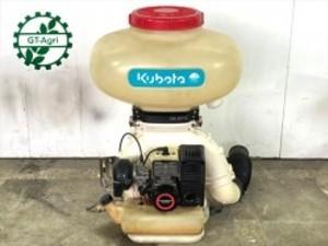 A12e4487 KUBOTA クボタ DK-57-3 背負式散布機 1キロ剤対応■消毒 ブロワー■ 【整備品/動画あり】