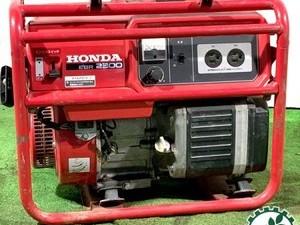 B3g20344 HONDA ホンダ EBR2300 発電機 【50/60Hz 100V 2.0/2.3Kva】【整備品/動画あり】*