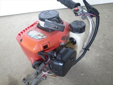 Be3797 エンジン式ヘッジトリマー 2サイクルエンジン メーカー・形式不明 動画有 整備済み