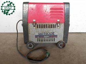 B3h2288 SHINDAIWA 新ダイワ SBW 150DⅡ バッテリー溶接機