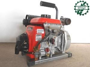 A17h3765【美品】KUBOTA クボタ KP-253 エンジンポンプ クボタ GS90 エンジン搭載 最大2.2馬力 整備/テスト済み 動画有