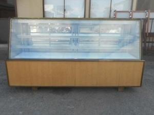 Ce2697 ダイヤ冷ケース 形式不明 冷蔵ショーケース 200V 直接引取限定・