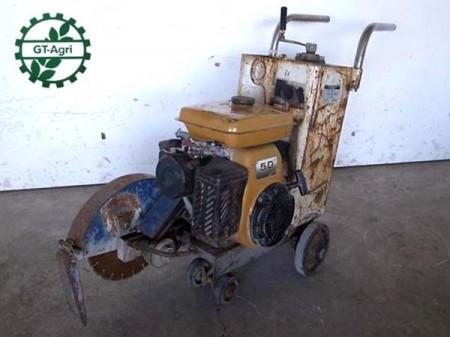 B1e3045 TACOM TCC1U コンクリートカッター ロビンエンジンEY20-3D 搭載 最大5馬力 動画有