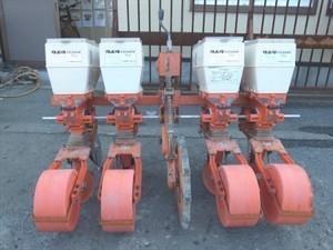 a3039 サン機工 さばける号 SO-400 4条 施肥播種機 トラクター用アタッチメント