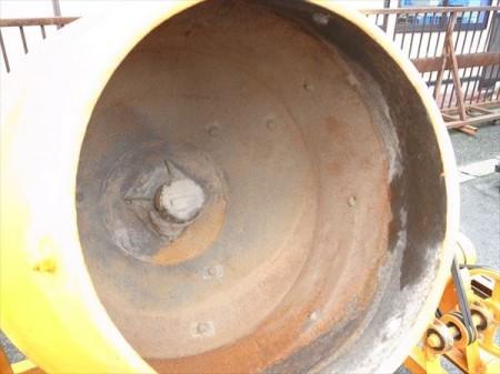 a3043【九州一部配送可能】超大型 コンクリートミキサー 200V 50/60Hz 生コン 撹拌機 形式不明【直接引取り限定】