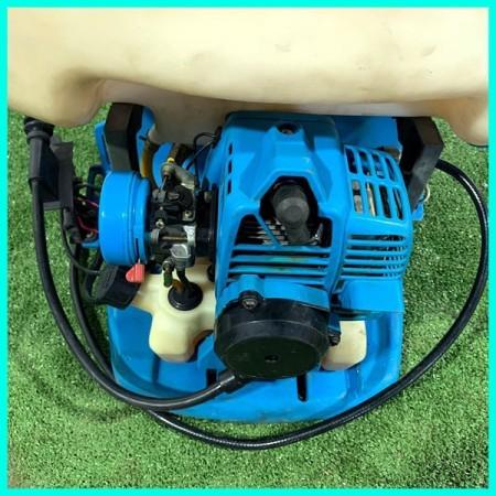 A12g20541 KUBOTA クボタ SD048R20 背負式噴霧機 ダブルマジかるスタート ■消毒 スプレー■噴霧器 【整備品】*