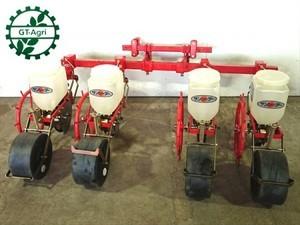 De4701 上西農機 ジョーニシ JS-520N サンシーダー 播種機 4連 農機具部品トラクターアタッチメント
