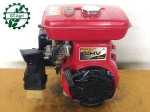 A16e4864 ロビン EH17-2B ガソリンエンジン 最大6馬力 発動機【整備品/動画あり】