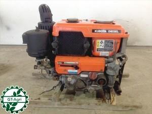 B6e4914 KUBOTA クボタ E40-N ■水冷■ディーゼルエンジン 最大4.0馬力 発動機【整備品/動画あり】