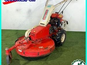 B4g20839 共立 オーレック OREC AM61A オートモア 自走式草刈機 6.0馬力【整備済み/動画あり】*