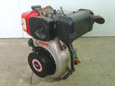 B6e5058 YANMAR ヤンマー L50ASS ディーゼルエンジン 最大5馬力 発動機【整備品/動画あり】