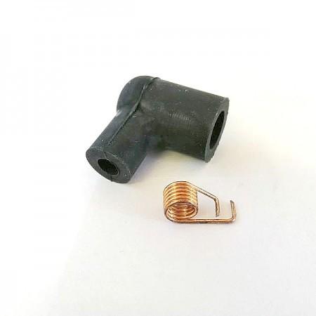 ●s19a1825 クボタ GR130用 イグニッションコイル (端子2口)ガソリンエンジン部品 【新品】◆定形外送料無料◆ イグナイター KUBOT