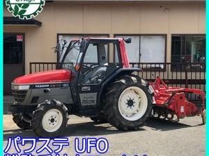Dg201199 YANMAR ヤンマー トラクター AF-30 マークⅢ エコトラ ■1814時間■パワステ・UFO・粉砕具付き■【整備品】■直接引