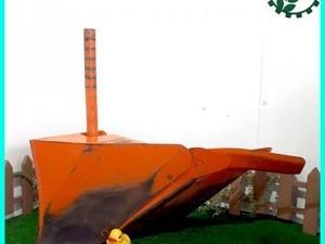 B5g201225 クボタ 03 片培土器 Iアッシ うね立て機 農機具部品 トラクター用 パーツ アタッチメント*