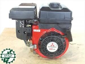 A14g19173 MITSUBISHI 三菱 GB181P ガソリンエンジン 最大6.3馬力 発動機【整備品】