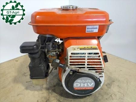 A15g19246 KUBOTA クボタ GH170-1 ガソリンエンジン 最大6馬力 発動機【整備品】
