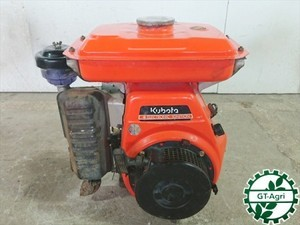 A13g19262 KUBOTA クボタ GS280GT ガソリンエンジン 最大7.5馬力 発動機【整備品/動画あり】