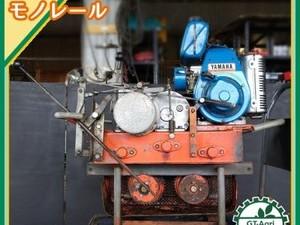 B5g211004 高山鉄工 TK-25 高山式モノレール ■2サイクル■最大4.3馬力■ 【整備品】 運搬機械 発動機*