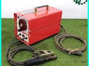 【販売済み】A21g201531 スター電器 SUZUKID SSY-122R 交流アーク用溶接機 レッドゴー120