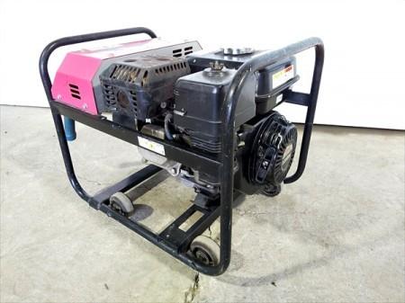 B2g19490 shindaiwa 新ダイワ EW130 エンジン溶接機 ウェルダー【整備品/動画あり】