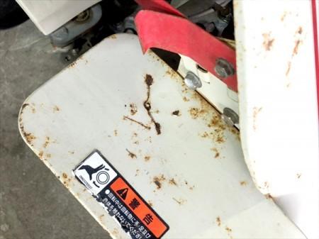Ag19666 MITSUBISHI 三菱 MB46 バインダー 一条刈り 結束型 ■あきばれ■ 最大2.2馬力【整備済み/動画あり】動力刈取機