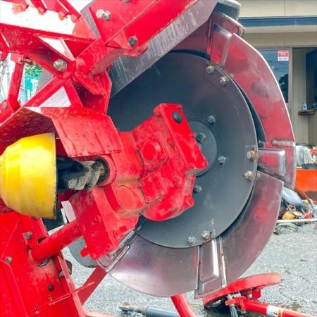 Dg201724 ニプロ SZ-300R-1S あぜぬり機 アタッチメント 畦塗 トラクター用 NIPLO*