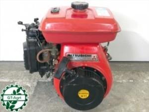 A14g19717 MITSUBISHI 三菱 G510L ガソリンエンジン 最大5馬力 発動機【整備品/動画あり】
