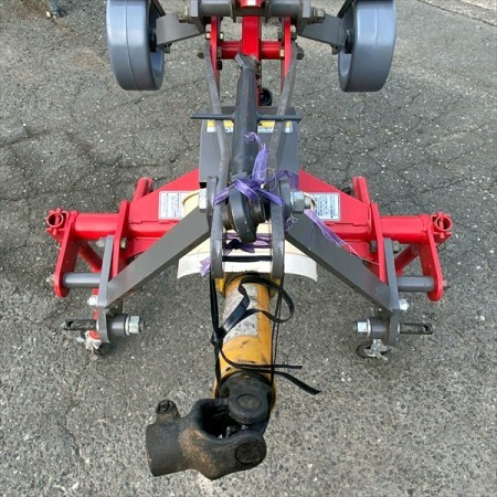 Ag201776 ニプロ S-28-1S 振動サブソイラー トラクター用 アタッチメント Nipro 弾丸 暗渠