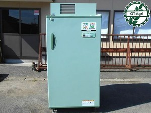 Ah4698 静岡製機 CR-10M2 GB800B 農産物保冷庫 冷蔵ユニット 菜庫 50-60Hz 100V 190/215W【動作確認済み】