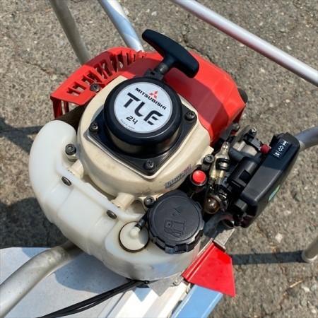B4g201884 オチアイ EX-LA 1070 刈ナラシ機 茶刈機 2人用 1040mm  2サイクルエンジン【整備済み】*