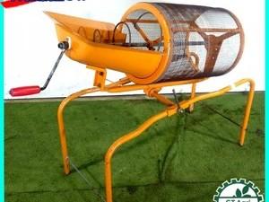 【販売済み】B5g201960 共立エコー SC-1 回転ふるい機 手動 手回し 土ふるい*