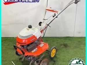 Ag202004 クボタ TMA25 ニューミディ 小型管理機 最大2.4馬力【整備品】 KUBOTA 耕運機*