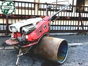 Ah5157 KUBOTA クボタ テイラー T5 麦踏み機 タンク内キレイ【未整備品/動画有】